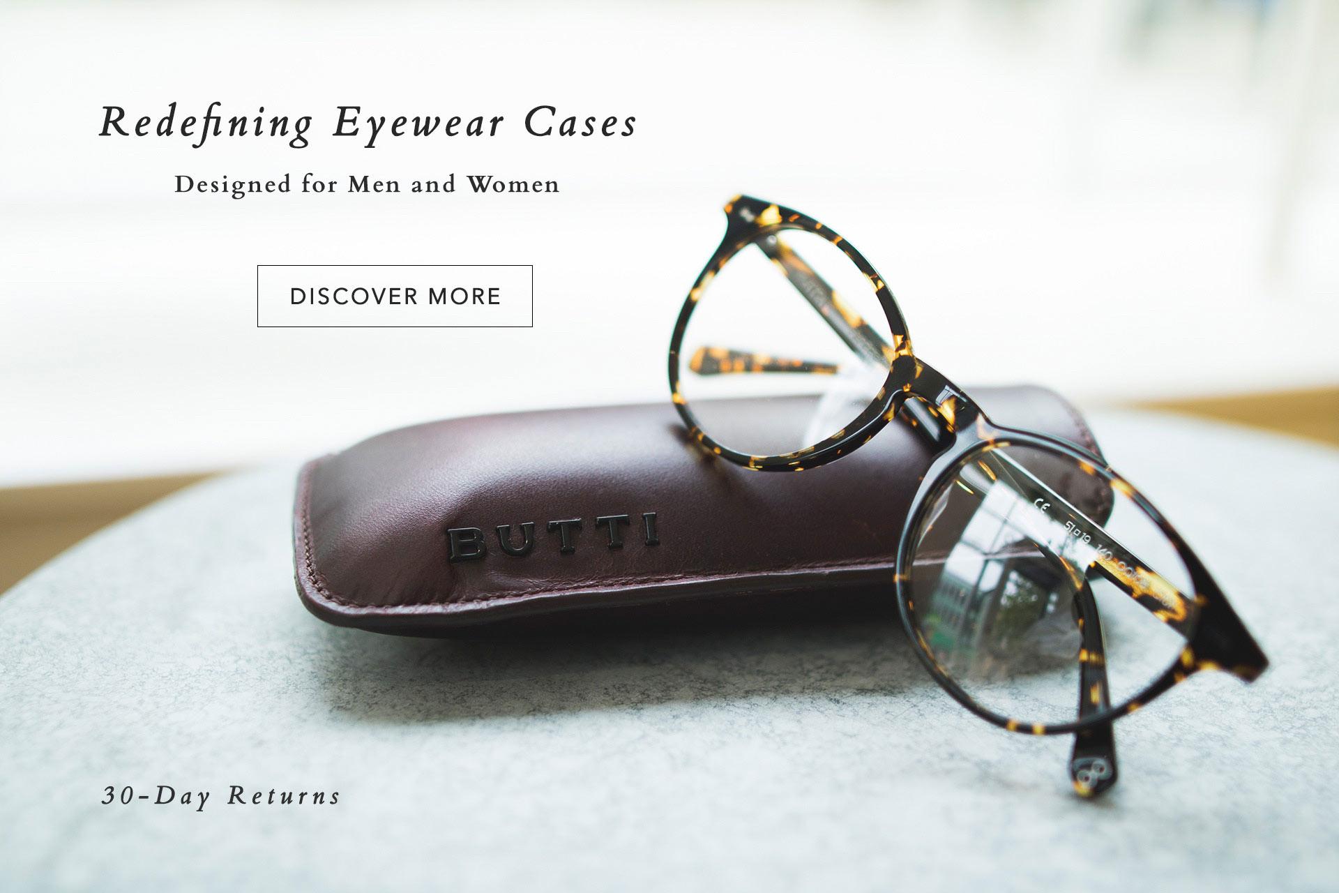 Redefining Eyewear Cases